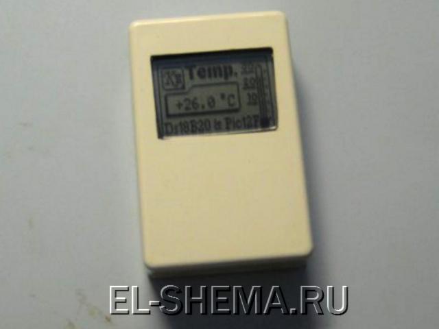 термометра на микроконтроллере